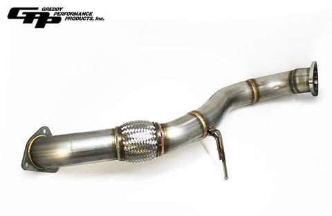 Front Overpipe for 2017+ Honda Civic Type R FK8 - Two Step Performance