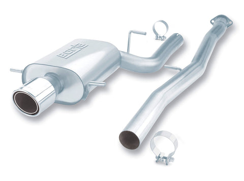 S-Type Cat-Back Exhaust for 2002 - 2007 Subaru WRX / STi - Two Step Performance