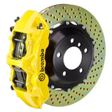 GT BIG BRAKE FRONT KIT 2017+ Honda Civic Type R FK8 - Two Step Performance