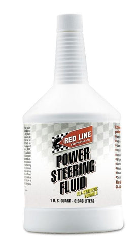 Power Steering Synthetic Fluid 1 Quart - Two Step Performance