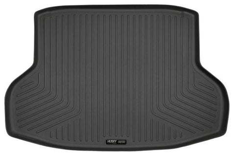 Husky Liners 2016 Honda Civic Sedan Weatherbeater Black Trunk Liner - Two Step Performance
