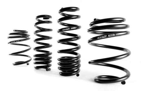 Swift SPEC-R Sport Springs for 2017+ Honda Civic Type R FK8 - Two Step Performance