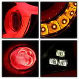 Light Bar LED Tail Lights for 2016+ Honda Civic Sedan - Two Step Performance