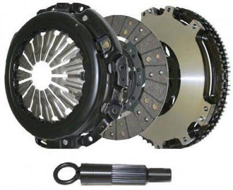 5097-2100 Stage 2 Full Face Steelback Brass Plus Sprung Clutch Kit & Flywheel 3.8L - Two Step Performance
