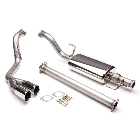 Cat-Back Exhaust for 2017+ Ford F-150 2.7L / 3.5L ECOBOOST - Two Step Performance
