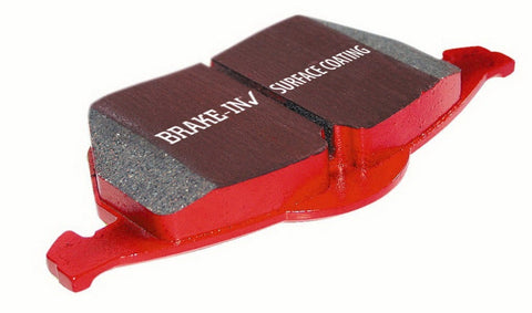 DP31140C Red Stuff Brake Pads for Brembo Calipers Only - Two Step Performance