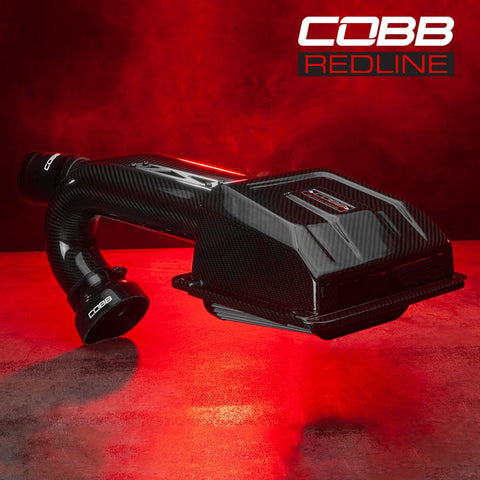 Redline Carbon Fiber Intake System for 2017+ Ford F-150 3.5L / Raptor / Limited - Two Step Performance