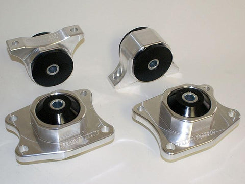 Rear Differential Mount Set for 2000+ Honda S2000 - Two Step Performance
