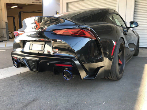 N1-X Evolution Extreme Muffler for 2020+ Toyota Supra - Two Step Performance