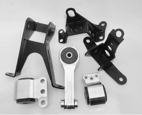 L15B7 Replacement Mounts for 2016+ Honda Civic - Two Step Performance