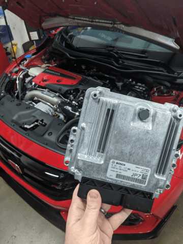 Bosch ECU Unlocking Service for 2017+ Honda Civic Type R FK8 - Two Step Performance