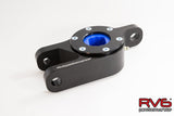 CivicX Solid Front Compliance Mount - Two Step Performance