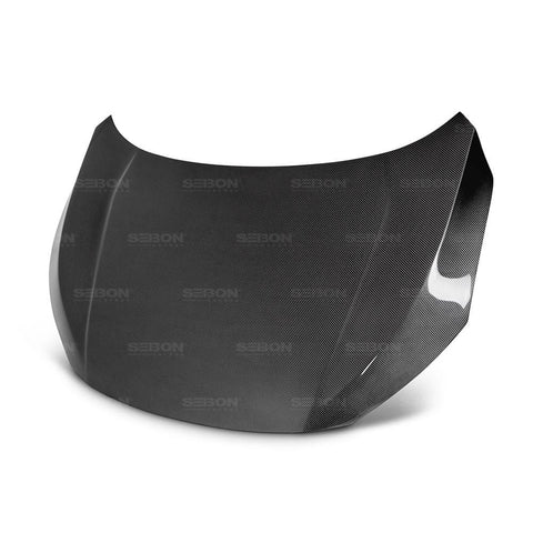 Carbon Fiber Hood for 2016+ Honda Civic - Two Step Performance