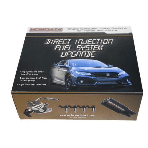 Fuel System Upgrade for 2017+ Honda Civic Type R FK8 - Two Step Performance