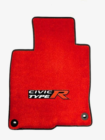 Ultimat Mats with Type R Logo for 2017+ Honda Civic Type R - Two Step Performance