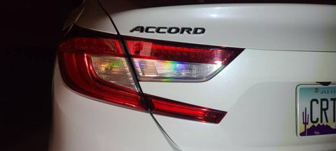 Reverse Light Tint for 2018+ Honda Accord - Two Step Performance