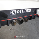 Exhaust for 2017+ Honda Civic Type R FK8 - Two Step Performance