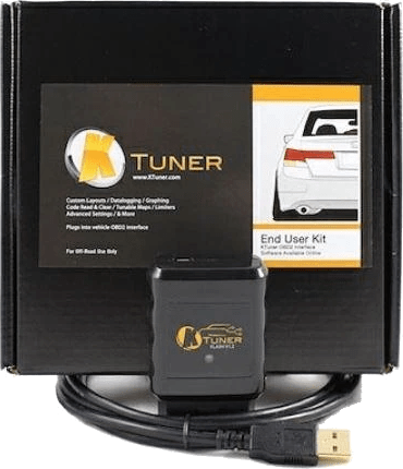 KTuner V1.2 Tuning Package w/ Free TSP Tune & 2 Day Shipping! - Two Step Performance