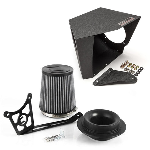 SF Intake System + Airbox for 2008 - 2015 Mitsubishi Evo X - Two Step Performance