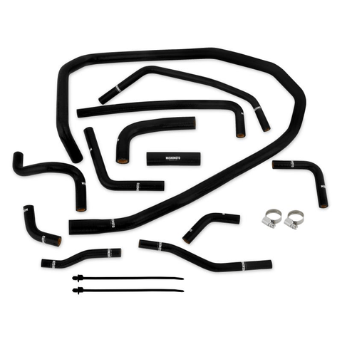 Silicone Ancillary Hose Kit for 2015+ Subaru WRX - Two Step Performance