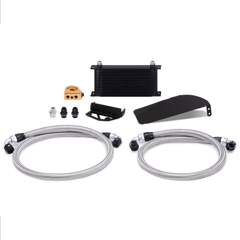 Direct Fit Oil Cooler Kit for 2017+ Honda Civic Type R FK8 - Two Step Performance