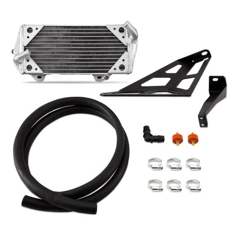 Secondary Race Radiator for 2017+ Honda Civic Type R FK8 - Two Step Performance