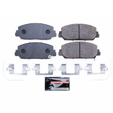 Track Day Brake Pads for 2017+ Honda Civic Si - Two Step Performance