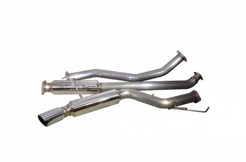 Performance Exhaust for 2016+ Honda Civic 1.5T Sedan - Two Step Performance