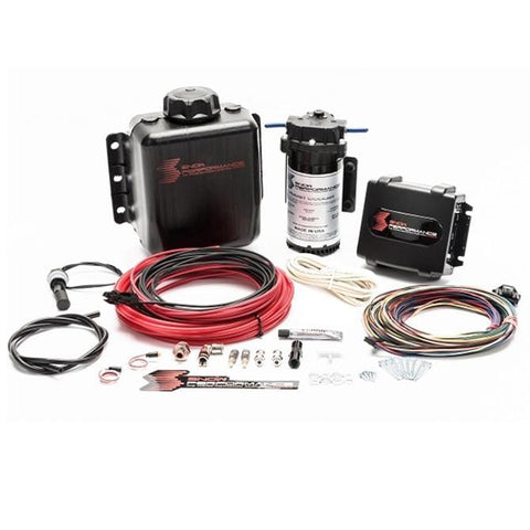 Stage 4 Boost Cooler Platinum Water Injection Kit - Two Step Performance