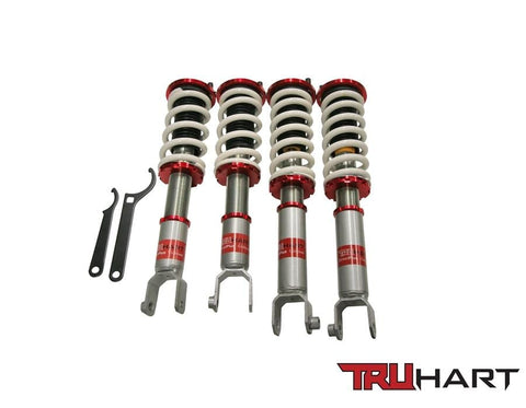 StreetPlus Coilovers for 2000+ Honda S2000 - Two Step Performance