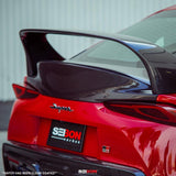 Dry Carbon Trunk Lid for 2020+ Toyota Supra - Two Step Performance