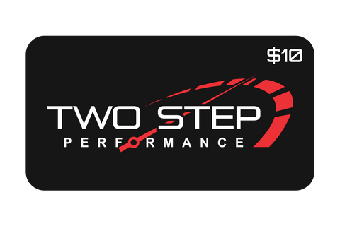 Gift Card - Two Step Performance