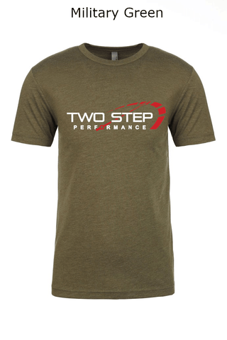 TSP Next Level 6010 Men's Tri-Blend Crew T-Shirt - Two Step Performance