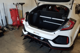 Rear Trunk Upper (2 Points) for 2017+ Honda Civic Hatchback / Type R FK7 FK8 - Two Step Performance