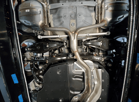 Rear Torsion Subframe (4 Points) for 2018+ Accord - Two Step Performance