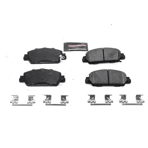 Z23 Evolution Sport Front Brake Pads for 2018+ Honda Accord - Two Step Performance
