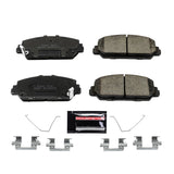 Z23 Evolution Sport Brake Pads for 2017+ Honda Civic Si - Two Step Performance