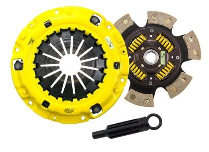 HD/Race Sprung 6 Pad Clutch Kit for 3.8L - Two Step Performance