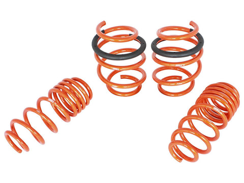 Control Lowering Springs for 2017+ Honda Civic Type R FK8 - Two Step Performance