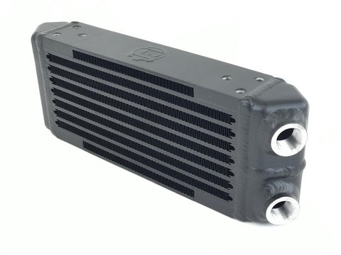 Universal Dual-Pass Oil Cooler - Two Step Performance