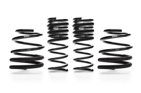 Pro-Kit Lowering Springs for 2020+ Toyota GR Supra A90 1.7 in Front 1.2 in Rear - Two Step Performance