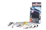 Stainless Steel Braided Brake Lines for 2016+ Honda Civic - Two Step Performance