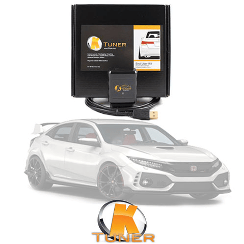 KTuner V1.2 Tuning Package with Unlock for 2017+ Honda Civic Type R FK8 - Two Step Performance