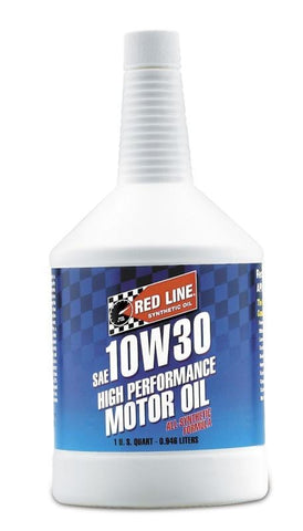 10w30 Synthetic Motor Oil - Two Step Performance