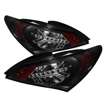 LED TAIL LIGHTS for 2010+ Hyundai Genesis Coupe - Two Step Performance