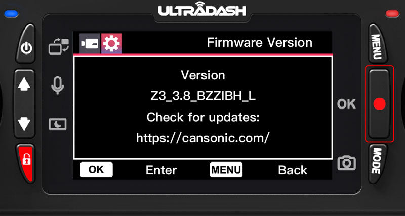 11-firmware-version-information