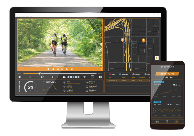 dynamic-insights-mobile-desktop-application-playback-software-bike-cycle-dash-cam