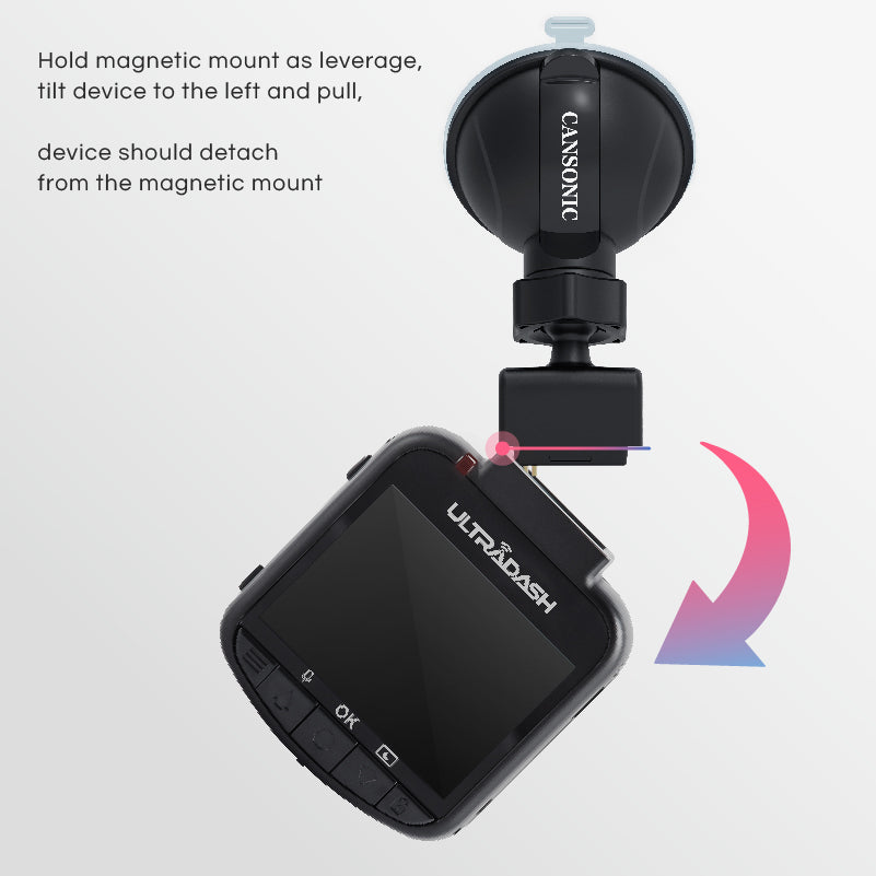 how to easily remove the c1 dash cam