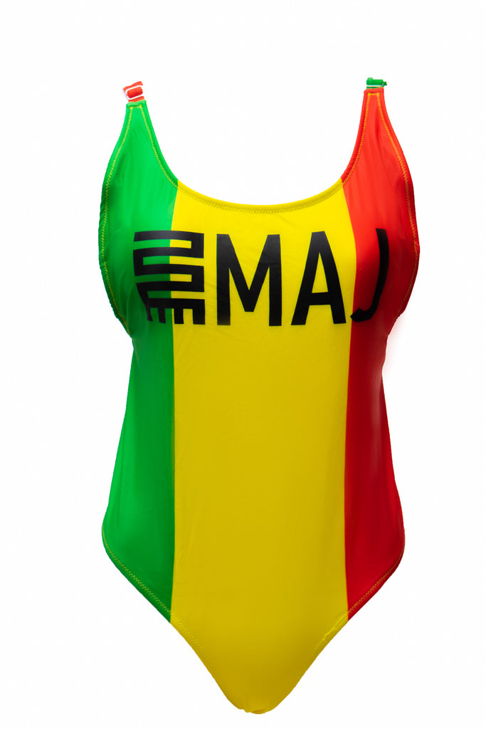 IRIE VIBES SWIM/BODY SUIT