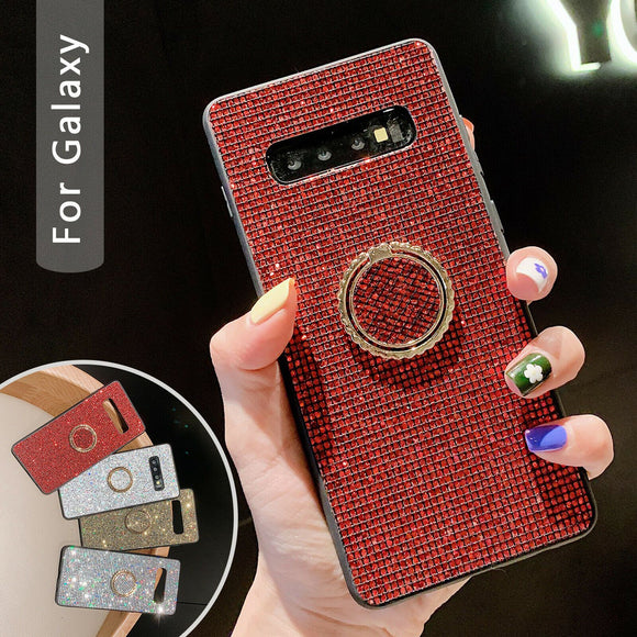 Bling Glitter fashion design with Fish scale case For Samsung - carolay.co - free shipping